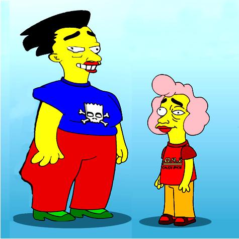 Simpsonrush
