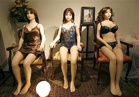 Sex, Dolls, Robots, Love and Marriage | korzacsol