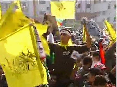 Hamas Fatahclashes