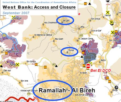 Ramallahmap