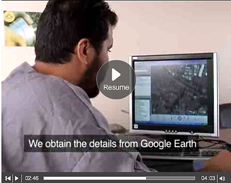 Abu Walid Google Earth