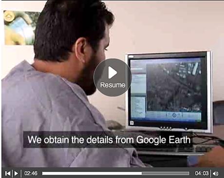 Abu Walid GoogleEarth