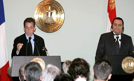 SarkozyMubarak