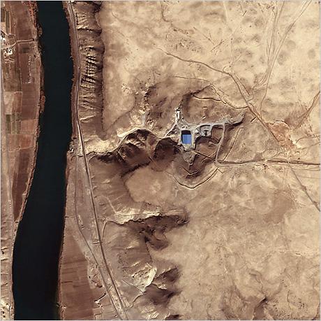 Syria reconstructedsite