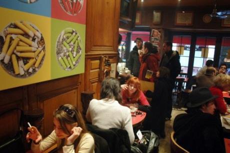 Cafe 203 ashtraysart