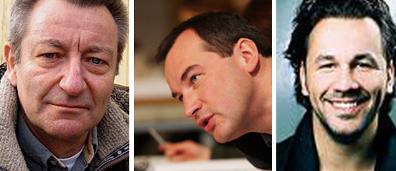Marcus Mislin, Uwe Eric Laufenberg, OktayKhan