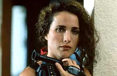 ... camera ? in Pimple Porno (1992) she subverts the idea of the sex film, ...