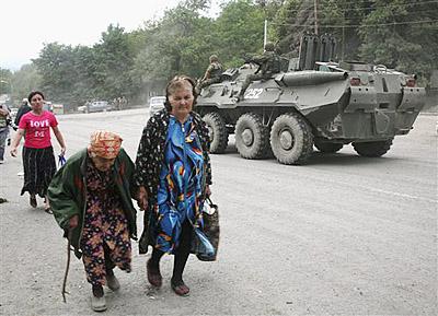Georgia war 2008