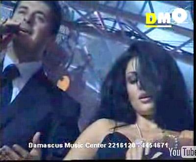 haifa wehbe and ragheb alama
