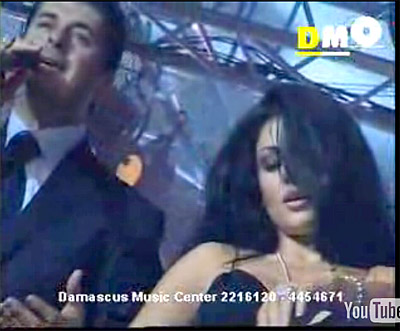 haifa wehbe and ragheb alama