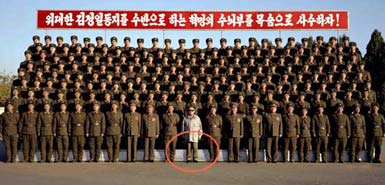 Kim Jong Il is healthy and making public appearances