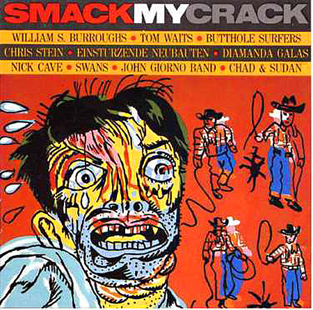 smackmycrack by Gary Panter