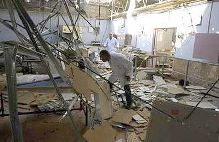 Hamas, rockets on civilian in Ashkelon