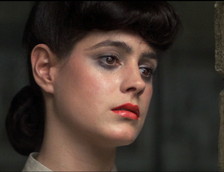 Sean Young as Rachel in Blade Runner