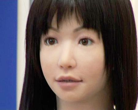 Robot catwalk