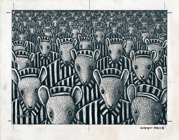 maus an autobiography of jewish holocaust survivor and writer arthur spiegelman Author's father during the holocaust, with jews drawn as maus: a survivor's tale ii, in the author biography) art spiegelman is the pulitzer.