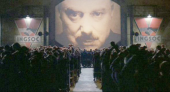 the use of technology in 1984 a novel by george orwell Critical analysis of 1984 by george orwell  winston's reflections in the novel give orwell the opportunity to discuss the deeper issues at work, issues such as.