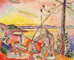 Matisse, Luxe, calme et volupté