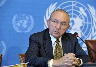 Switzerland UN Gaza War Crimes