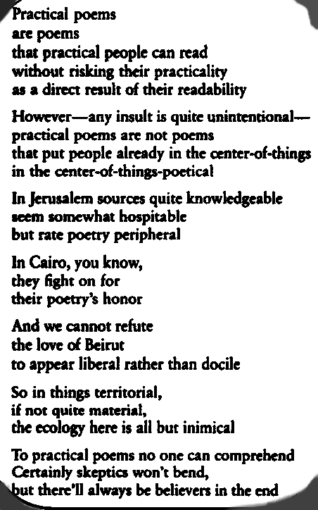 "The ""Arab Spring"" as a Practical Poem – korzacsol"