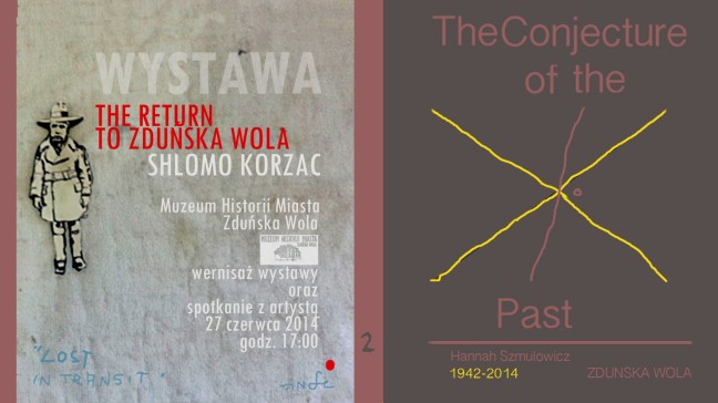 WYSTAWA,,The Return to Zdunska Wola