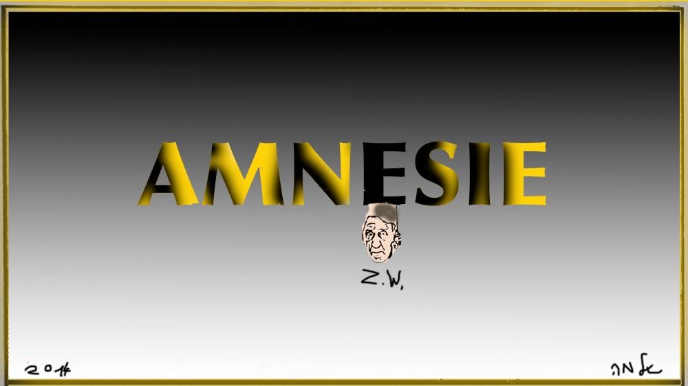 ...AMNESIE...