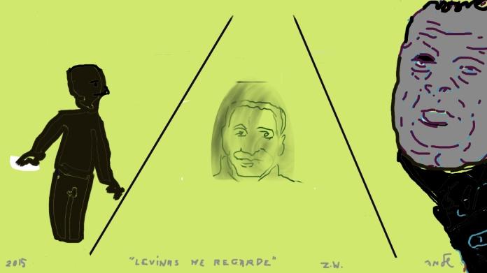 J'ai vu  Levinas
