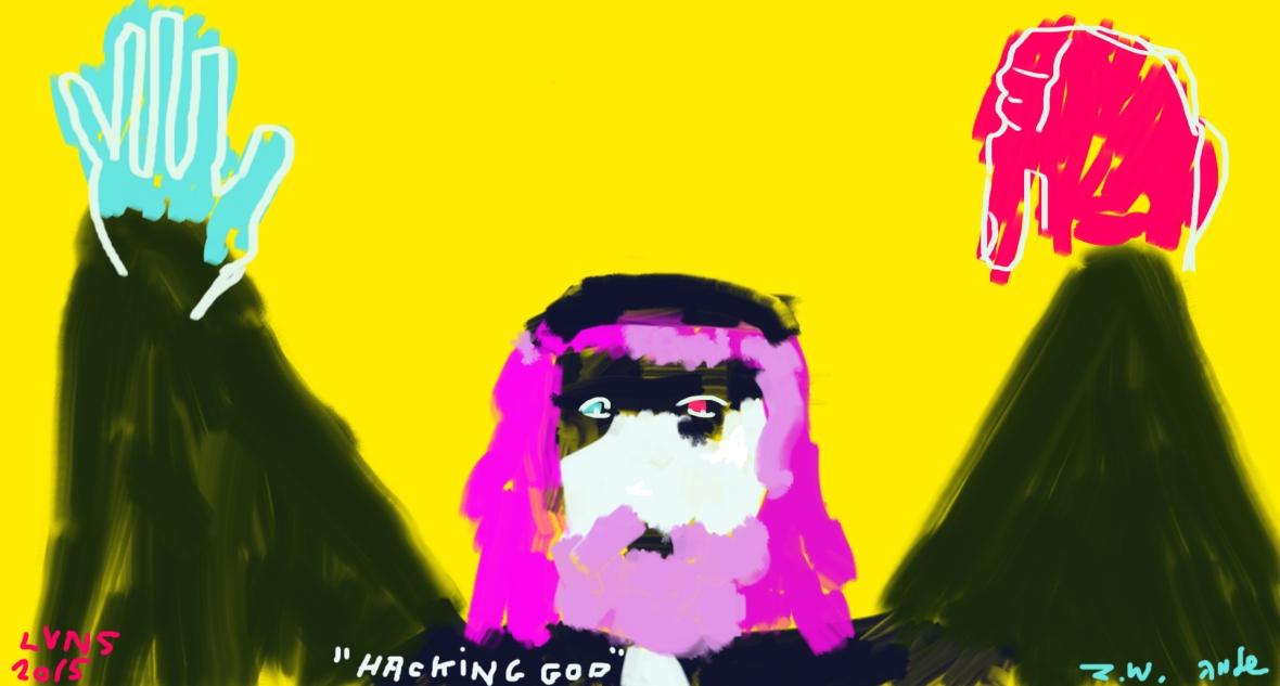 HACKING GOD