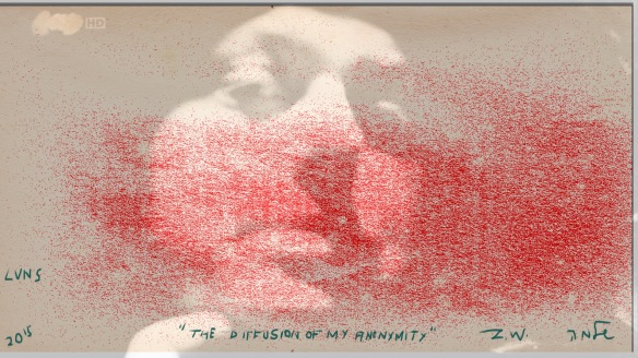 The Diffusion of my Identity